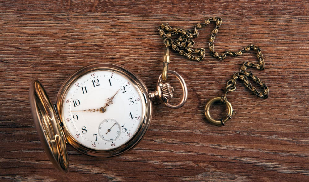 Antique Pocket Watch for men