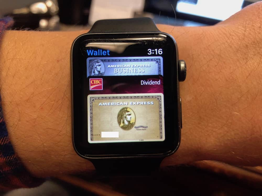 how to set up apple pay on watch