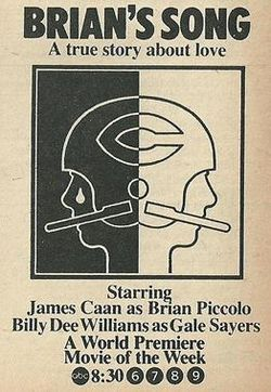 Brian's Song movie poster