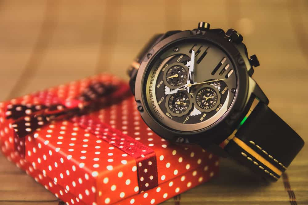 Casual wristwatch for men