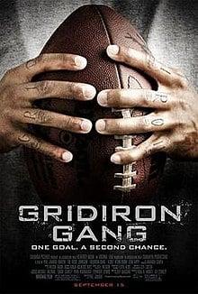 Gridiron Gang movie poster