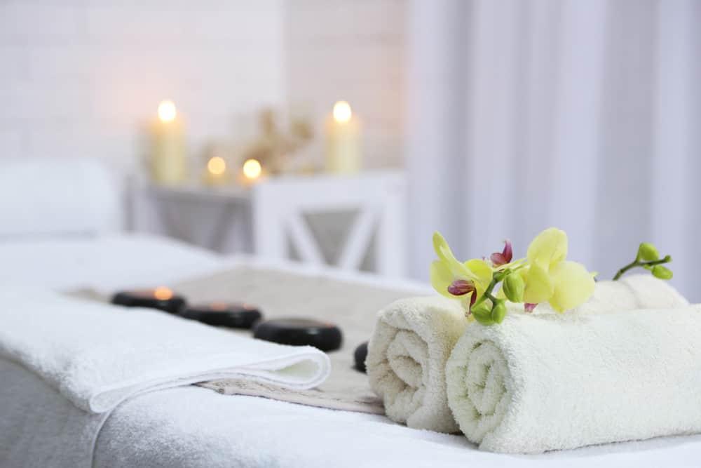 Inside a beautiful spa business