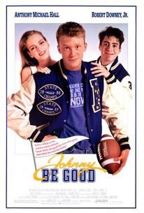 Johnny B Good movie poster
