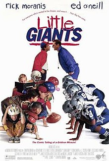 Little Giants movie poster