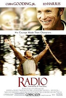 Radio movie poster