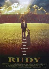 Rudy movie poster