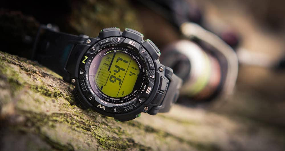 Sport wristwatch for men