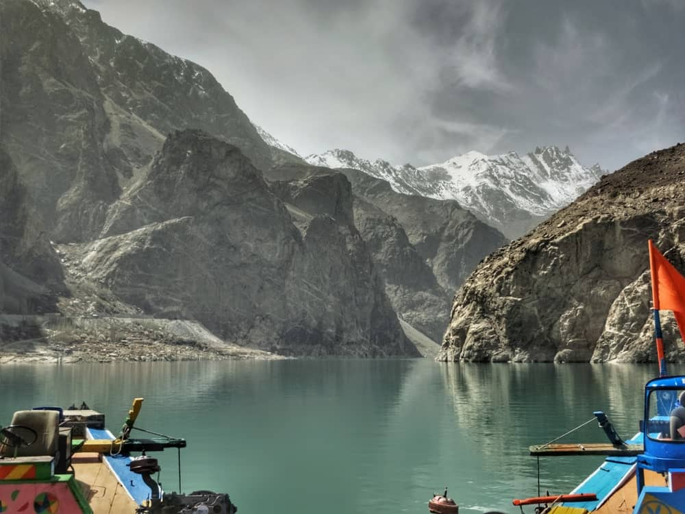 The Attabad Lake