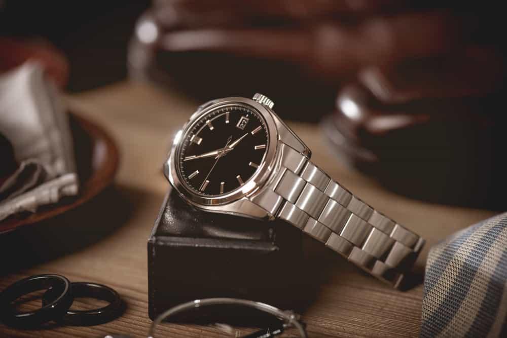 dress formal wristwatch for men