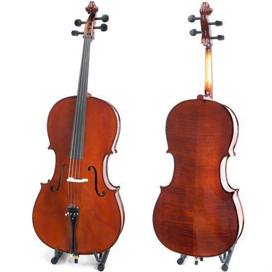 Cellos made of ebony