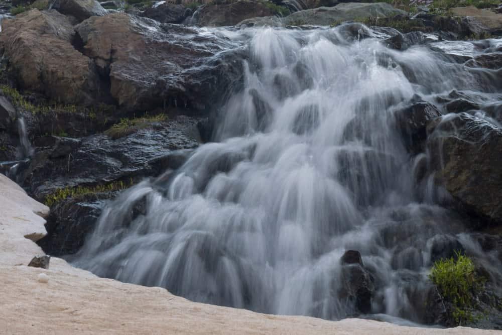 Perennial stream