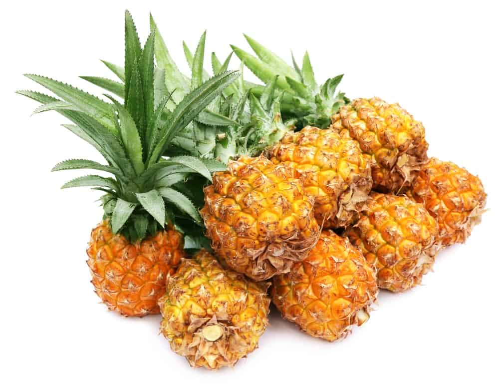 Smooth Cayenne Pineapples
