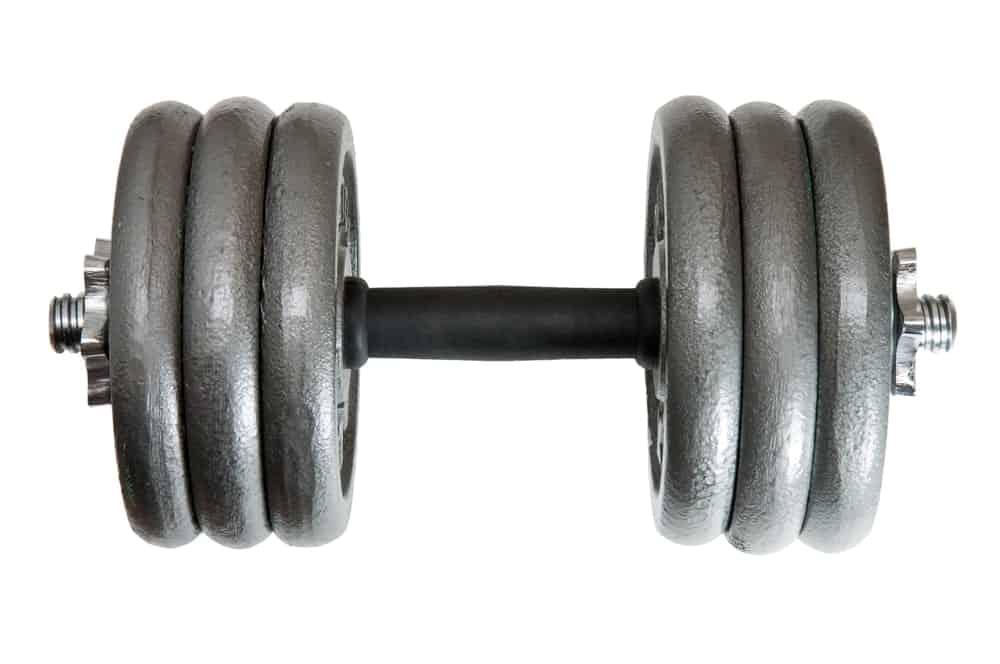 Spin-Lock Dumbbells