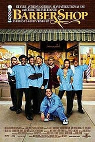 Barbershop movie with Ice Cube