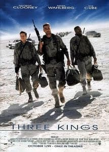 Three Kings movie with Ice Cube