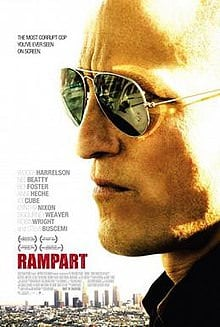 Rampart movie with Ice Cube