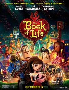 The Book of Life Movie with Ice Cube
