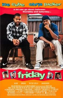 Friday the movie with Ice Cube