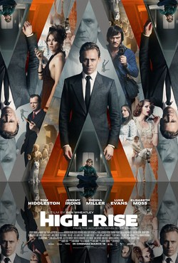 High Rise Movie Poster