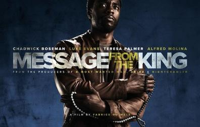 Message from the King Movie Poster