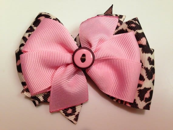 Button Bow
