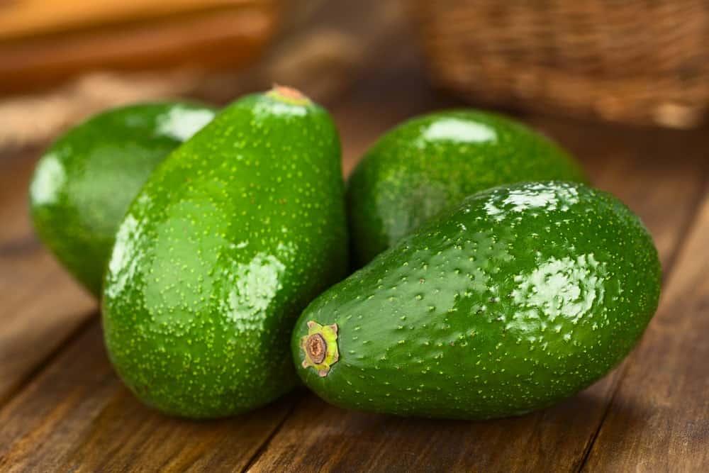 Fuerte Avocados