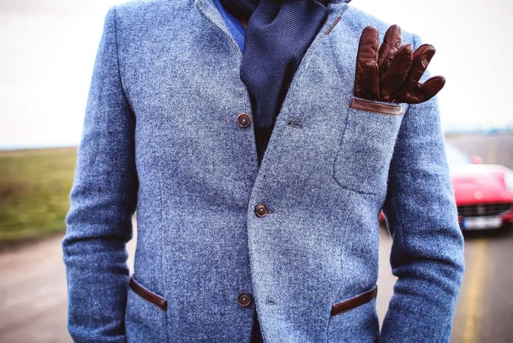 Faded Men's Blazer