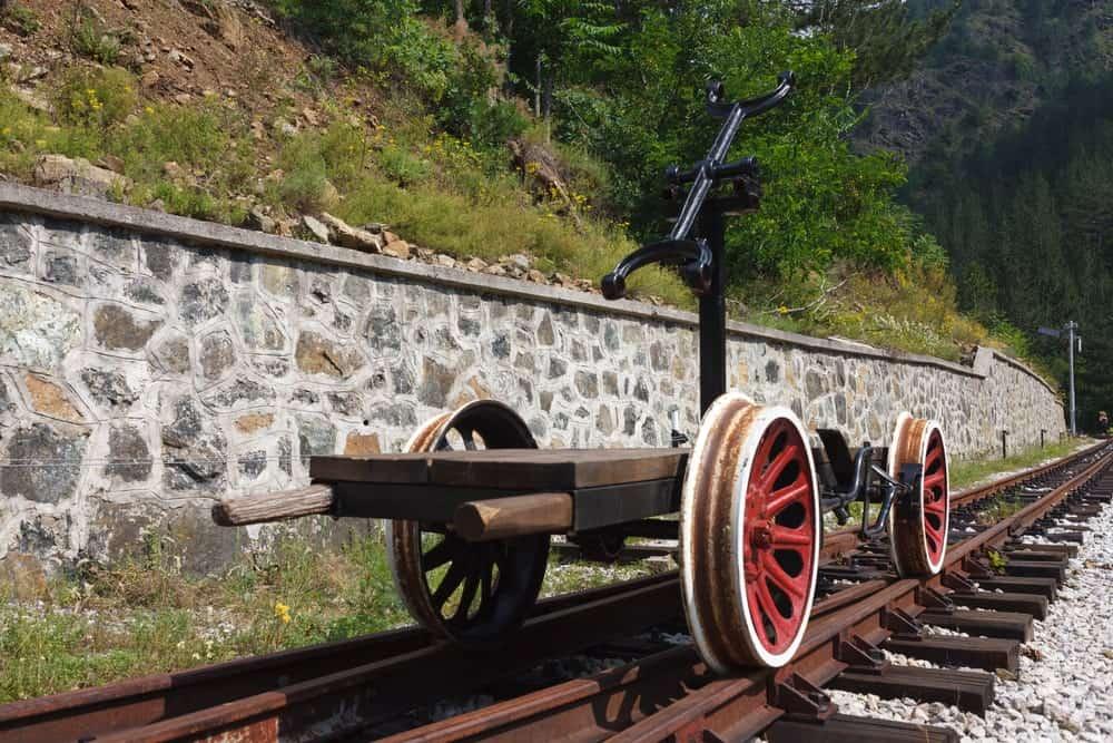 Old handcar