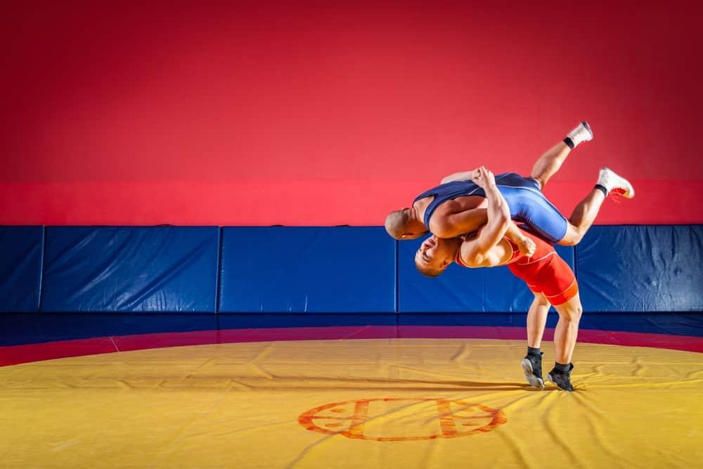 Finishing wrestling move