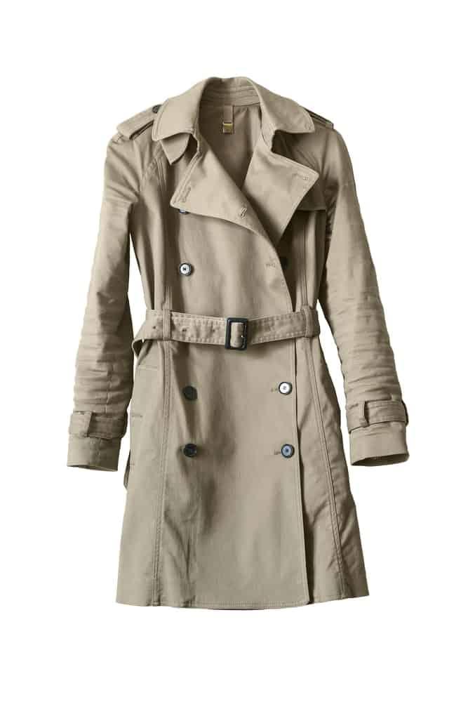 Men's Trench Coat