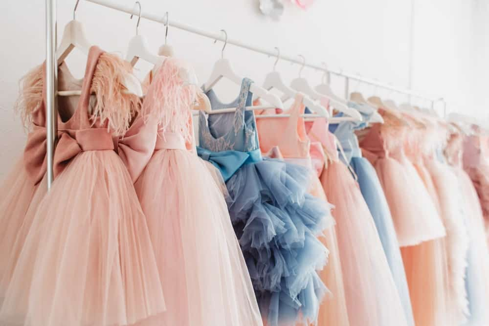 Lush gowns and dresses