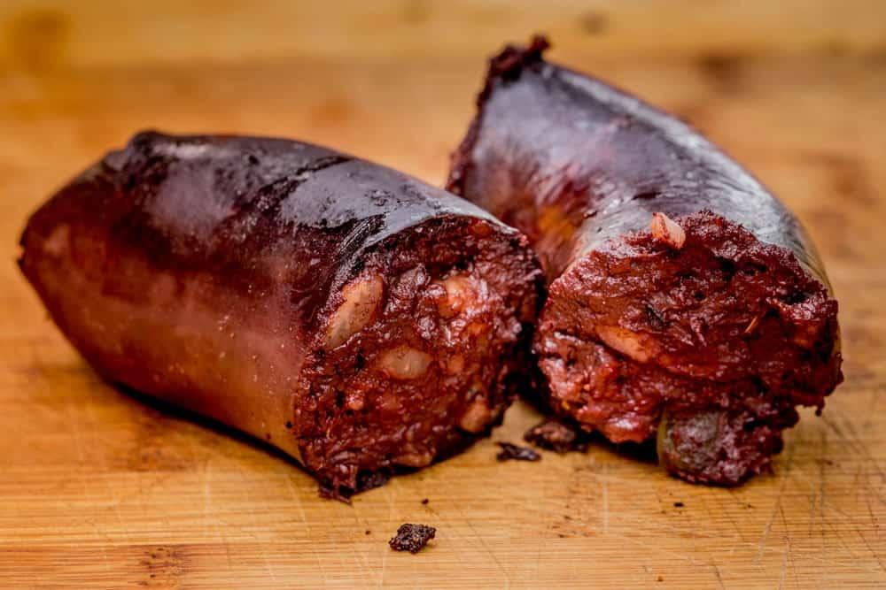 Morcilla Sausage