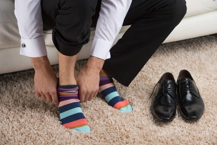 Wear Socks like a Pro