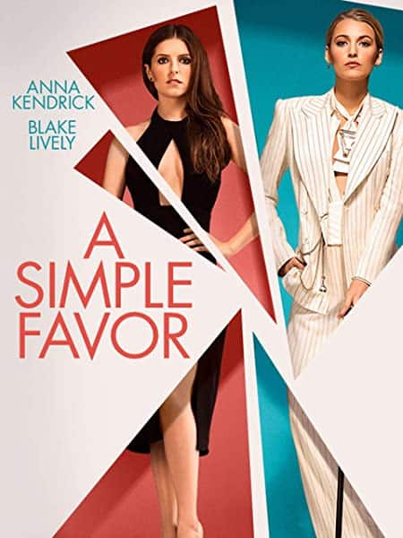 Blake Lively A Simple Favor movie