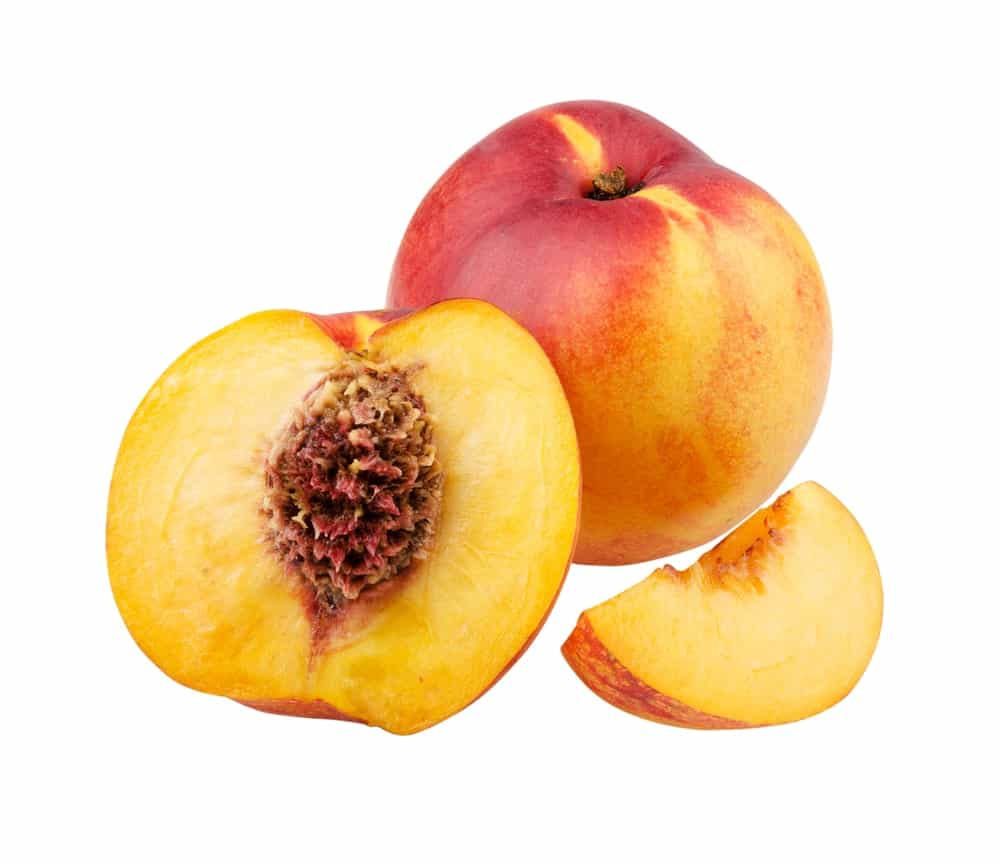 Clingstone Peaches