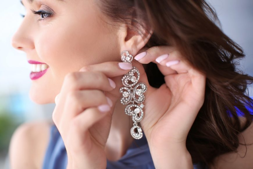 17 Different Types Of Earrings Plus Common Piercing Types