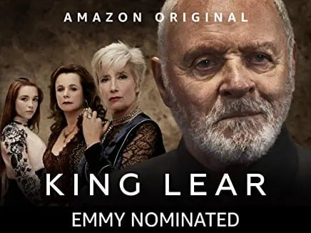Anthony Hopkins King Lear movie