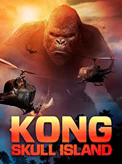 Brie Larson Kong: Skull Island movie