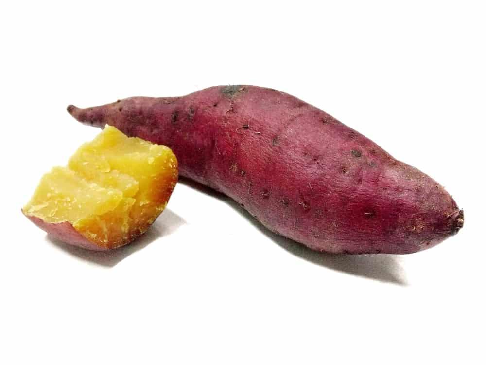 Satsuma Sweet Potatoes