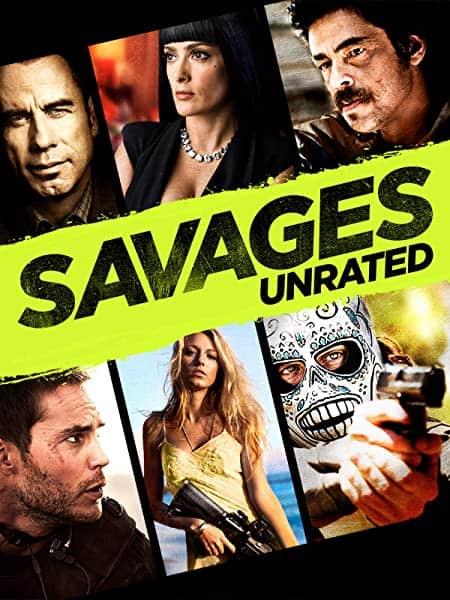 Blake Lively Savages movie