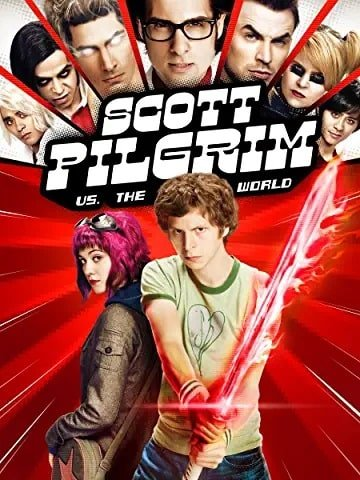 Brie Larson Scott Pilgrim vs. the World movie