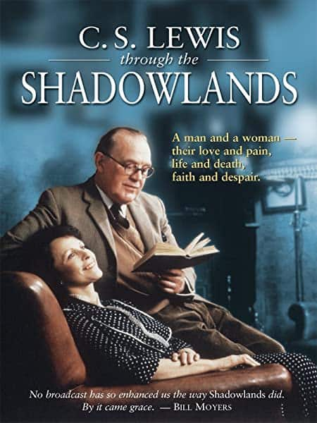 Anthony Hopkins Shadowlands movie