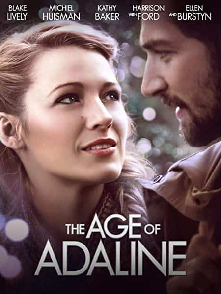 Blake Lively The Age of Adaline movie