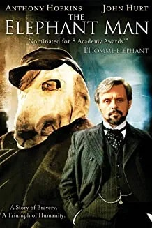 Anthony Hopkins The Elephant Man movie