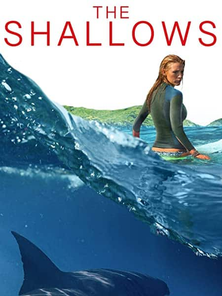Blake Lively The Shallows movie