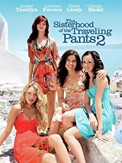 Blake Lively The Sisterhood of the Traveling Pants 2 movie