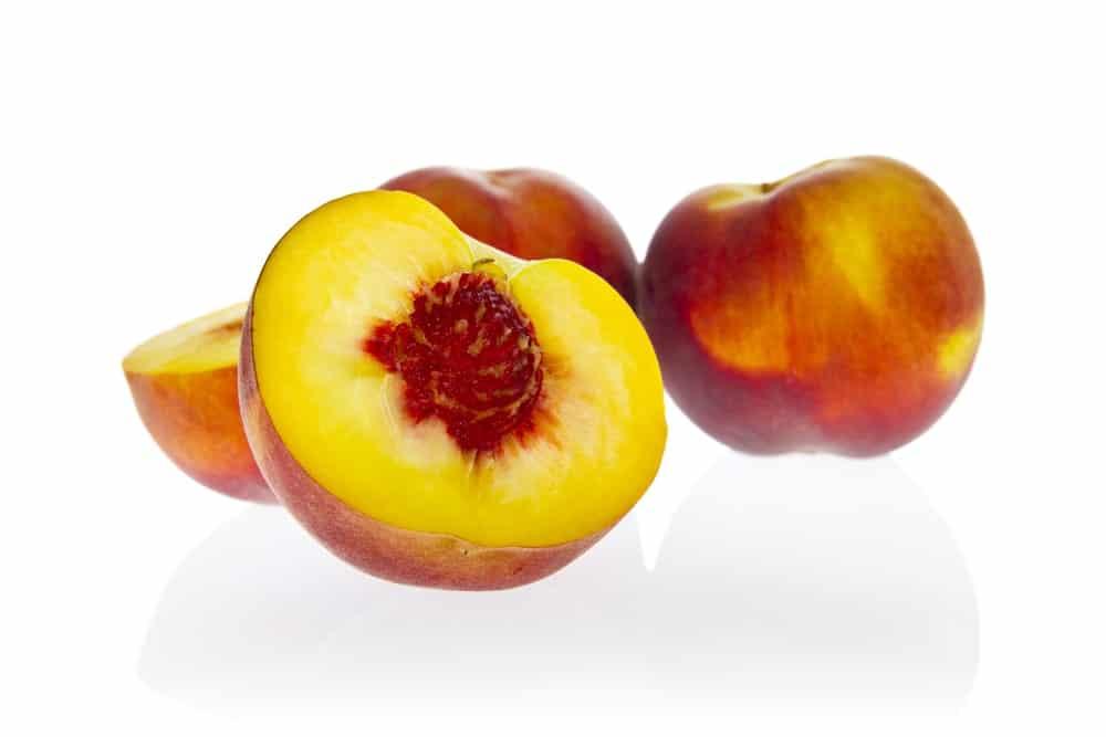 Yellow Flesh Peaches
