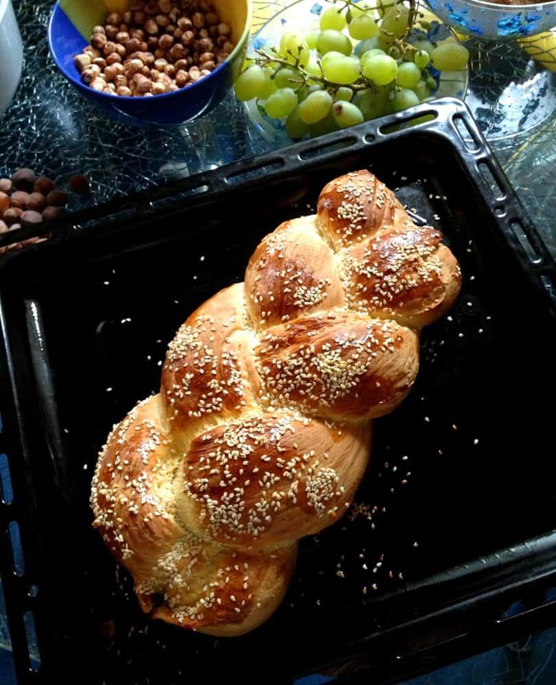 Zopf Bread