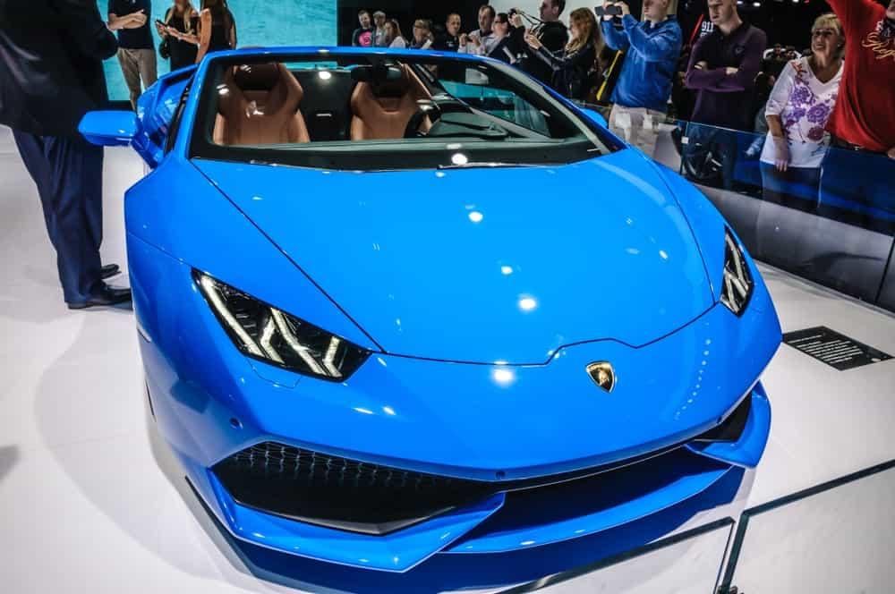 Spyder Car