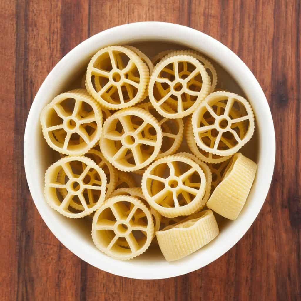 Rotelle pasta